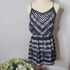 Express black dress- size small